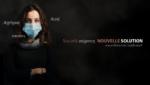Problèmes de peau liés au masque